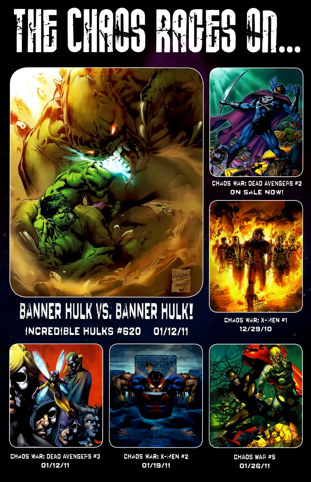 Incredible Hulks (2010) Issue #619 #9 - English 34