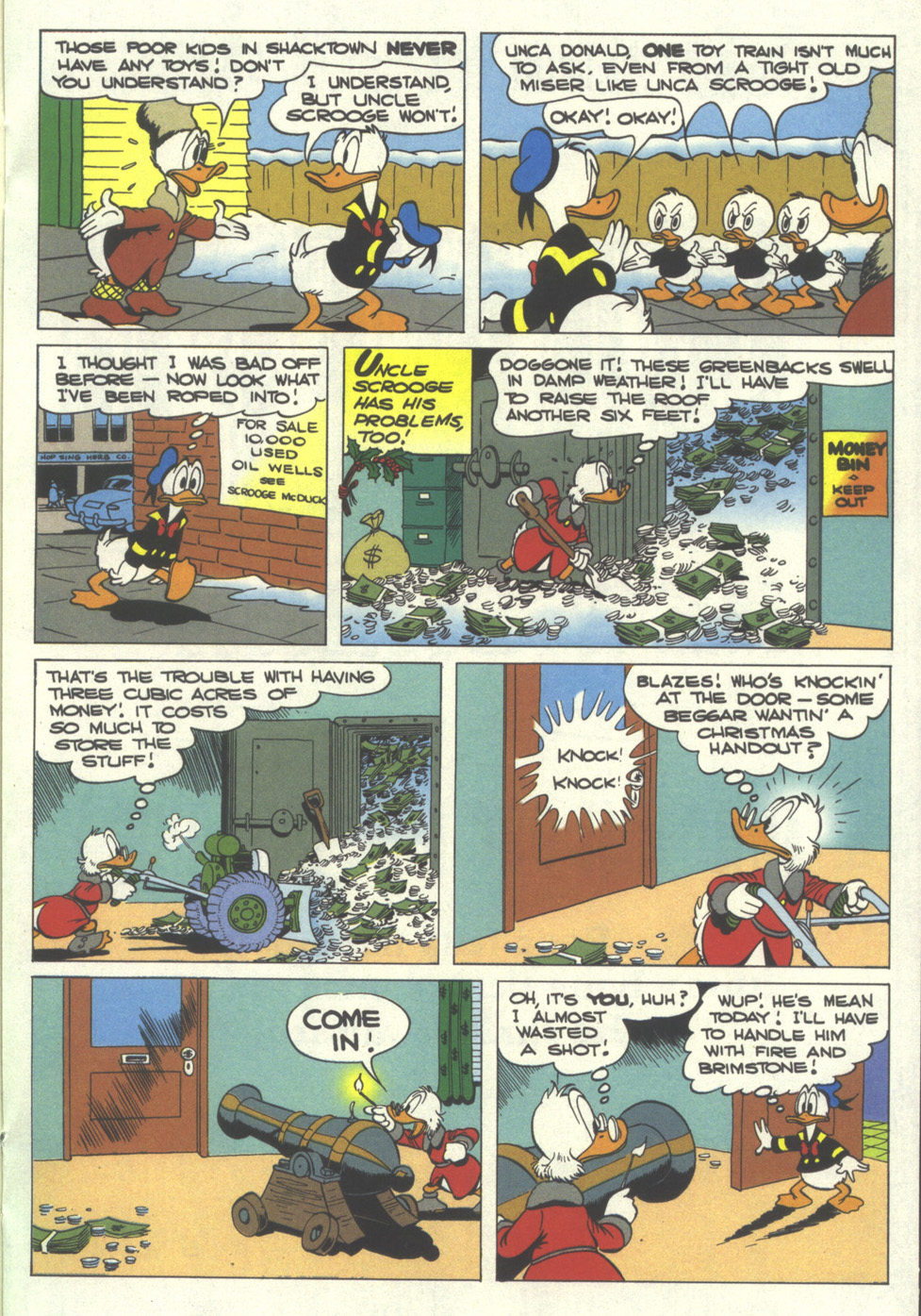 Walt Disney's Donald Duck Adventures (1987) Issue #30 #30 - English 33