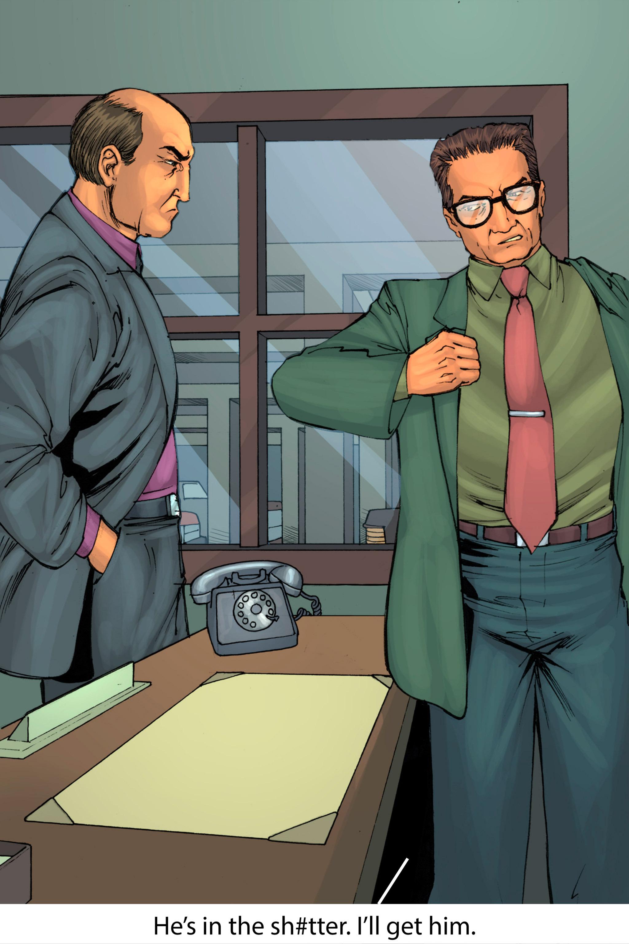 Read online Z-Men comic -  Issue #1 - 69