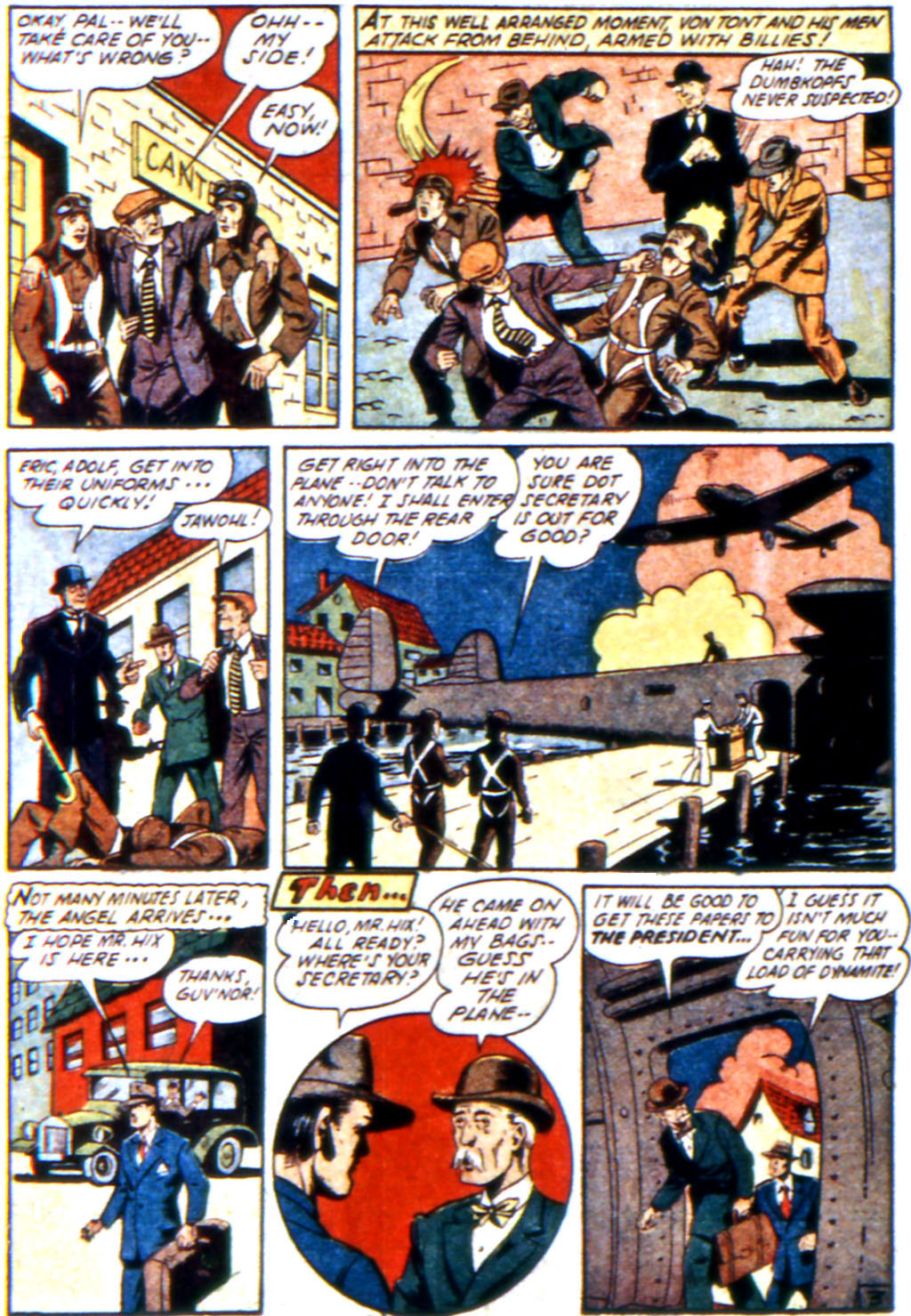 Sub-Mariner Comics Issue #11 #11 - English 44