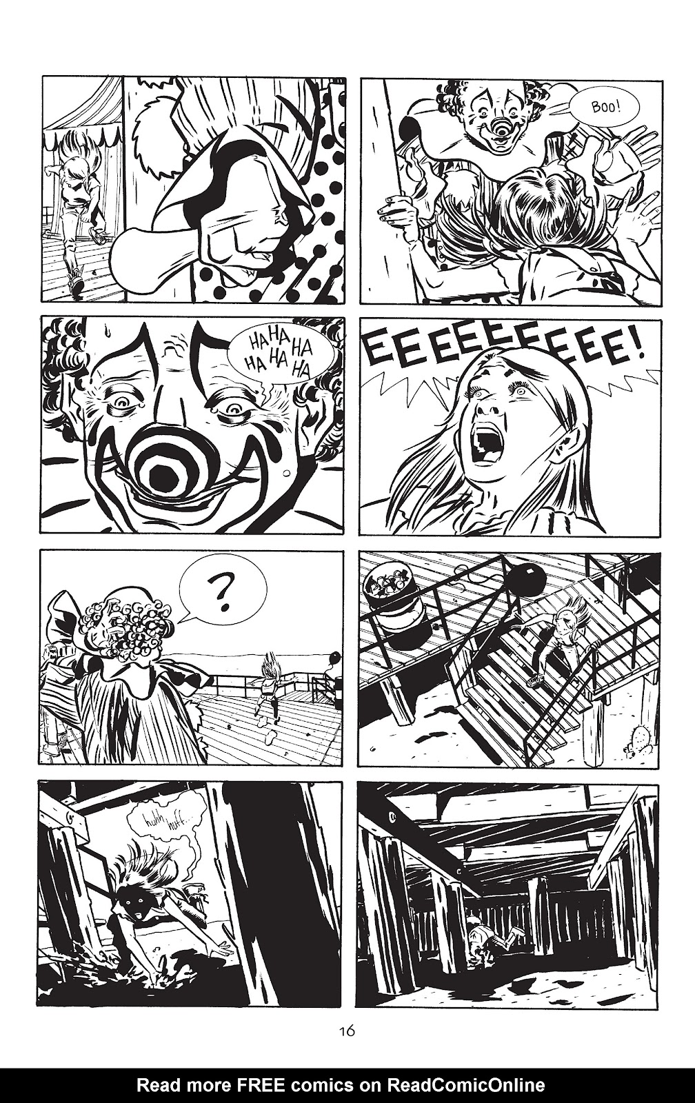 Stray Bullets Issue #12 #12 - English 18