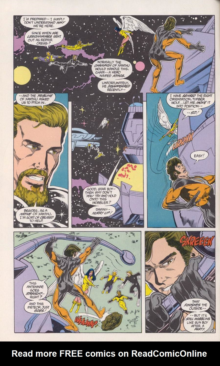 Tales of the Legion Issue #353 #40 - English 3