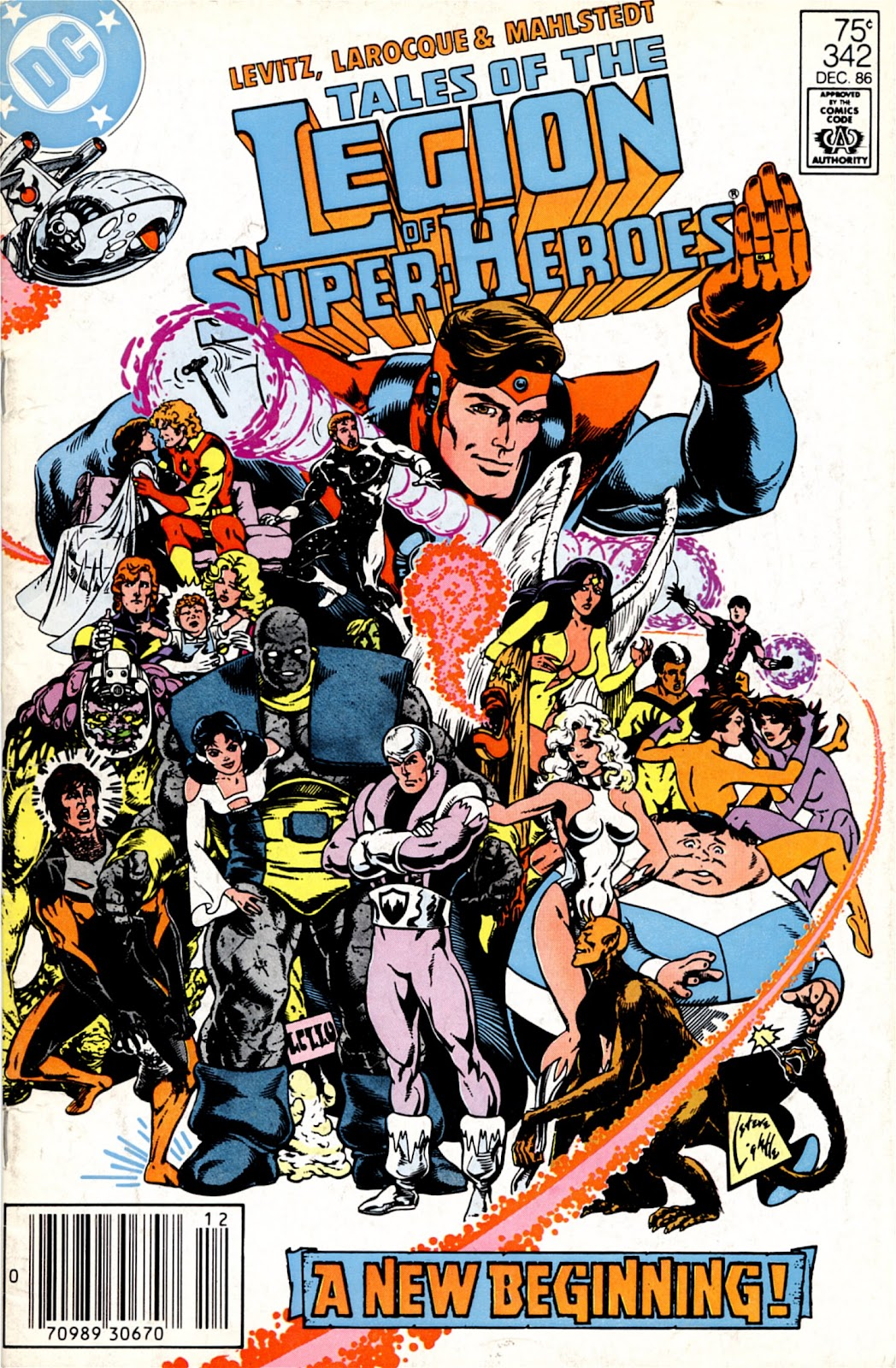 Tales of the Legion Issue #342 #29 - English 1