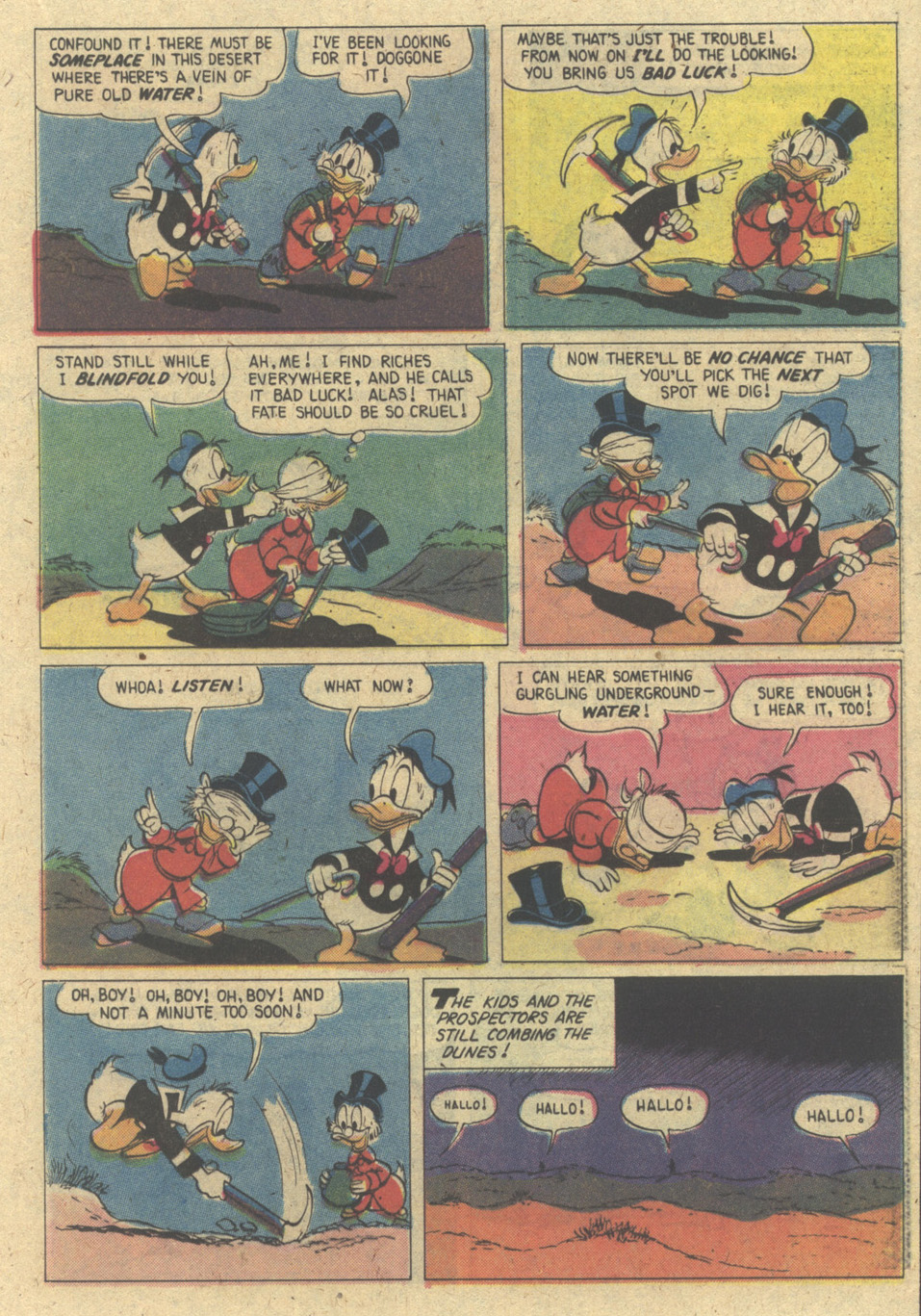 Uncle Scrooge (1953) Issue #171 #171 - English 21