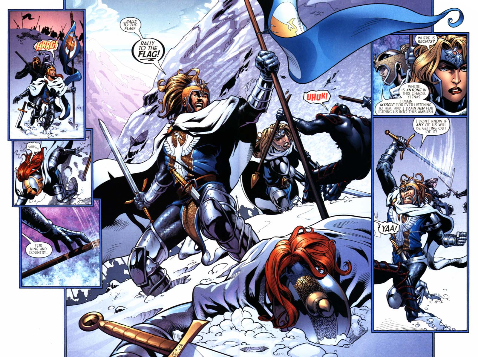 Read online Scion comic -  Issue #22 - 14
