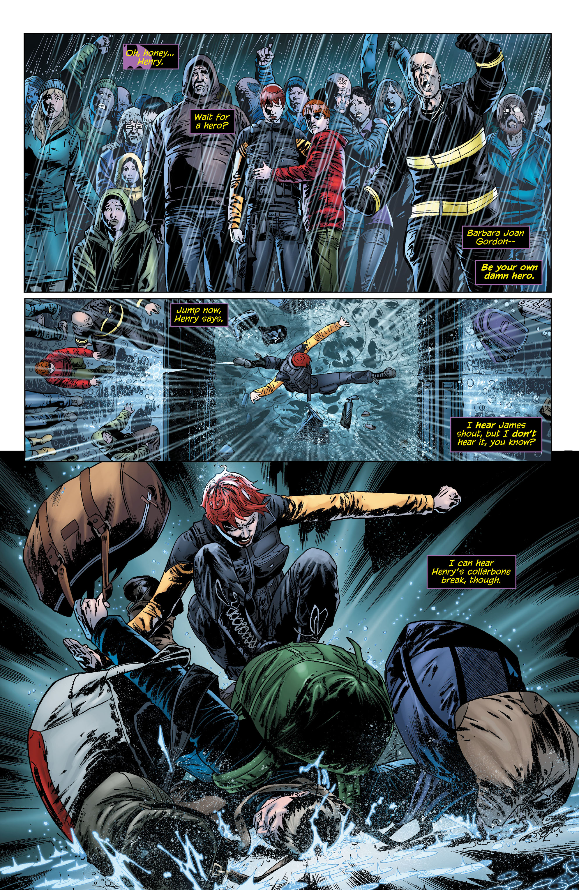 DC Comics: Zero Year chap tpb pic 106