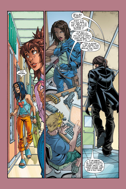 Read online Amazing Fantasy (2004) comic -  Issue #6 - 10