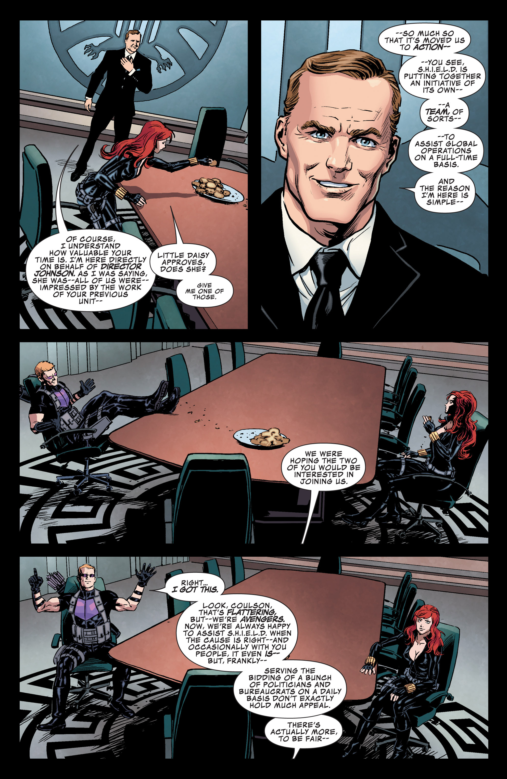 Read online Secret Avengers (2013) comic -  Issue #1 - 10
