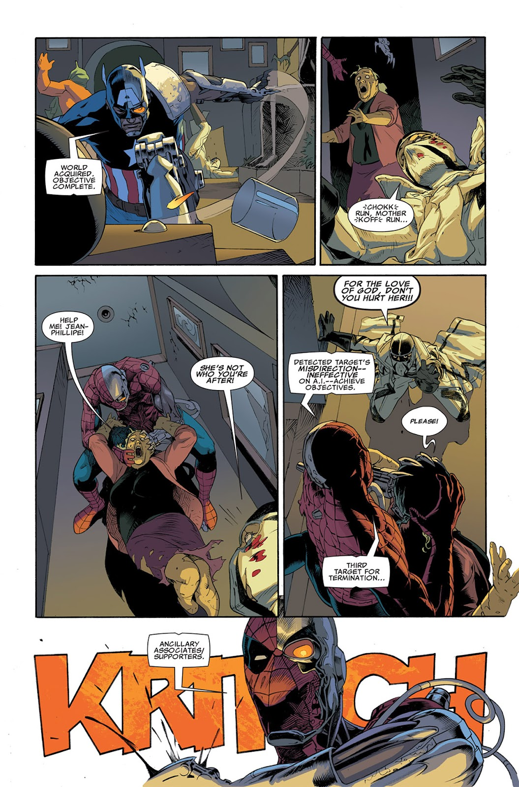 Uncanny X-Force (2010) Issue #5 #5 - English 18