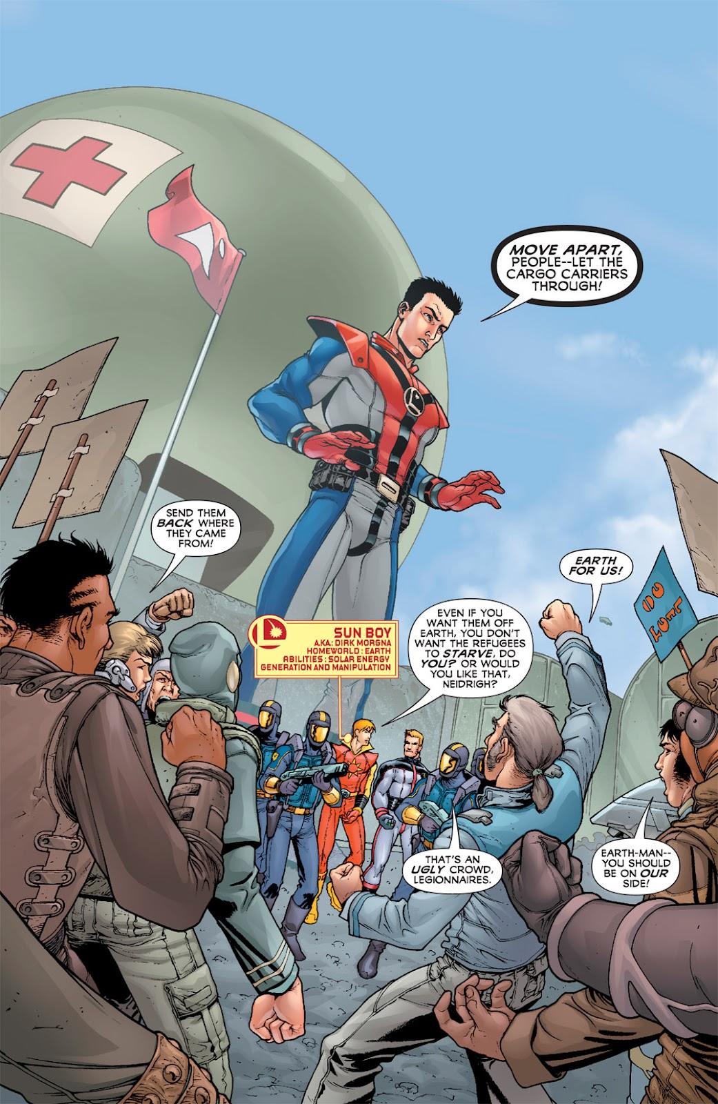 Legion of Super-Heroes (2010) Issue #2 #3 - English 22