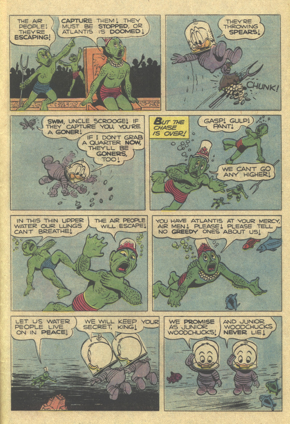 Uncle Scrooge (1953) Issue #189 #189 - English 33