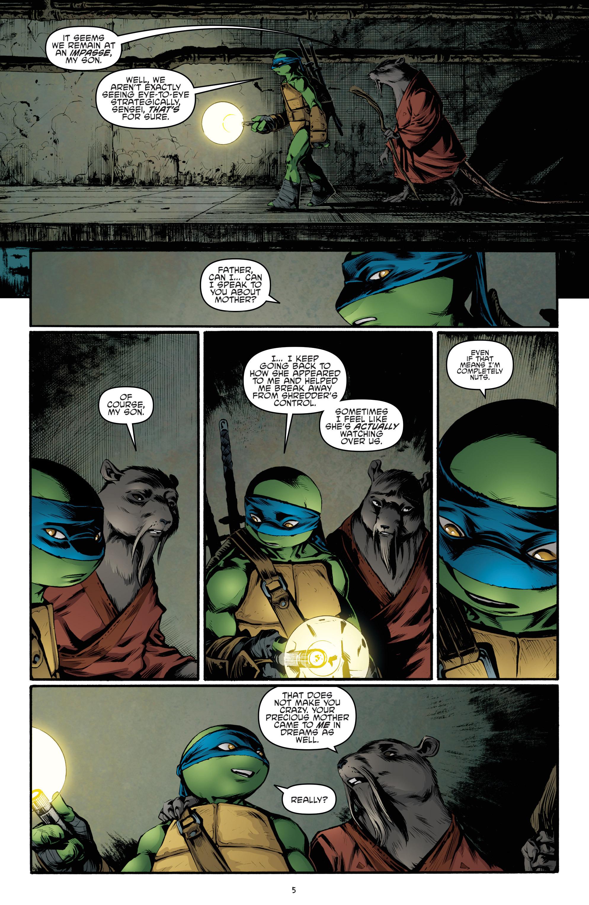 Read online Teenage Mutant Ninja Turtles (2011) comic -  Issue #36 - 8