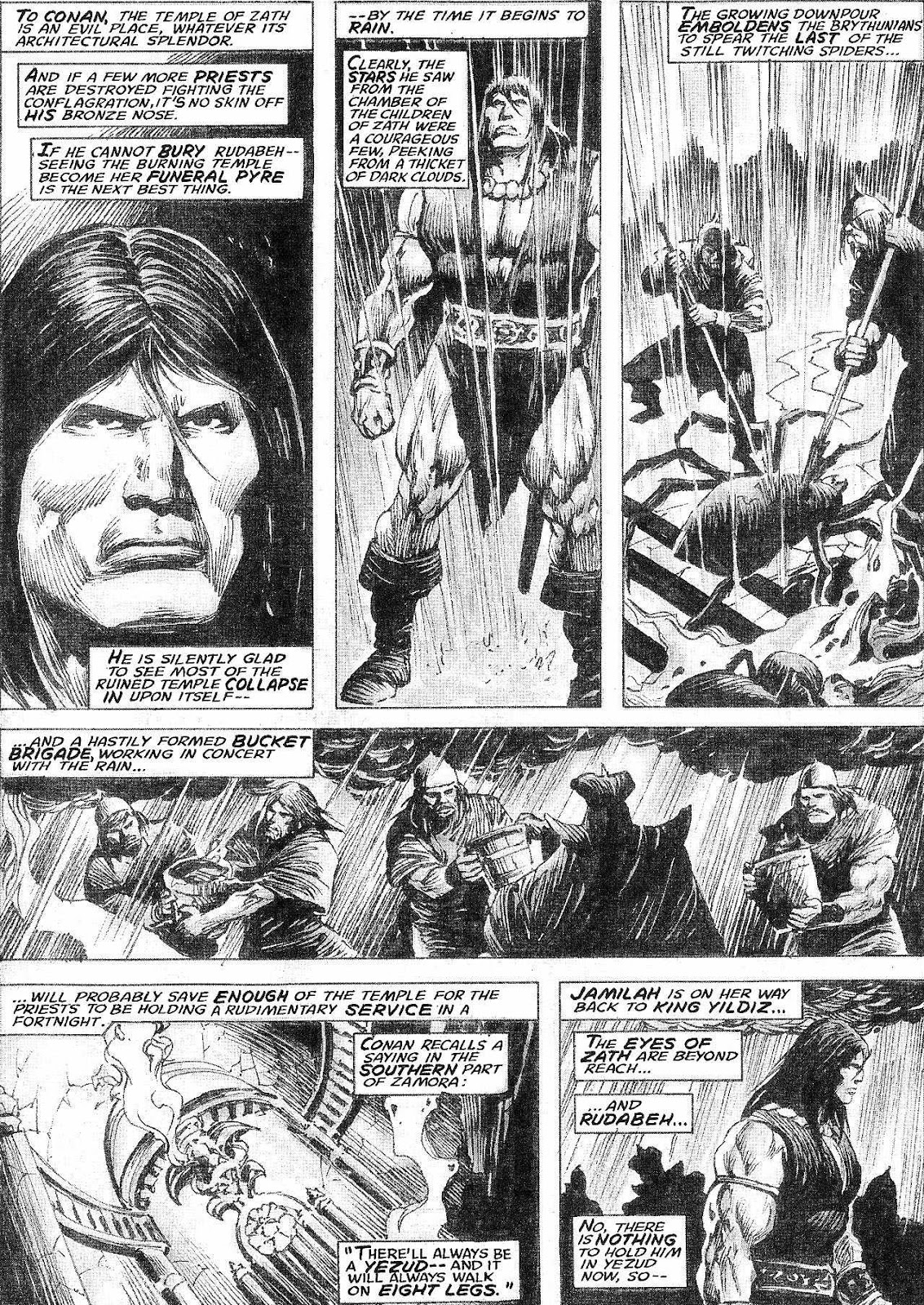 The Savage Sword Of Conan Issue #210 #211 - English 41