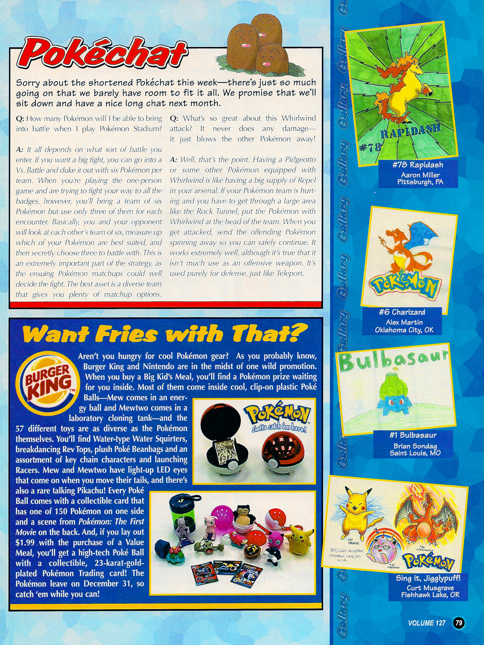 Nintendo Power #127 #127 - English 87