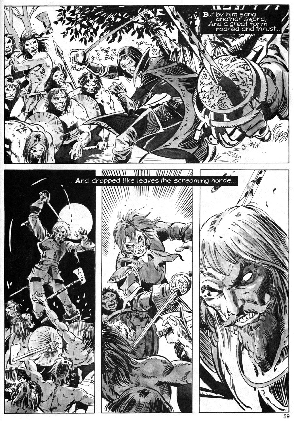 The Savage Sword Of Conan Issue #41 #42 - English 59