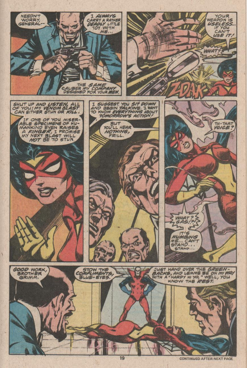 Spider-Woman (1978) Issue #7 #7 - English 13