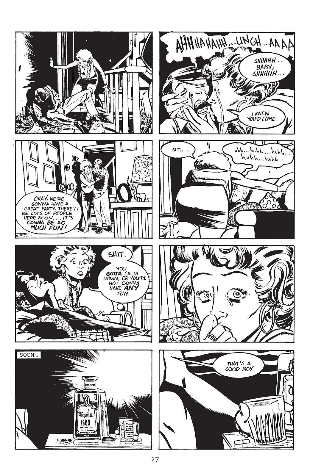 Stray Bullets Issue #5 #5 - English 29