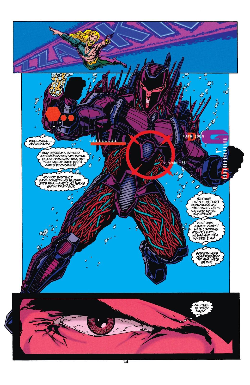 Aquaman (1994) Issue #35 #41 - English 14
