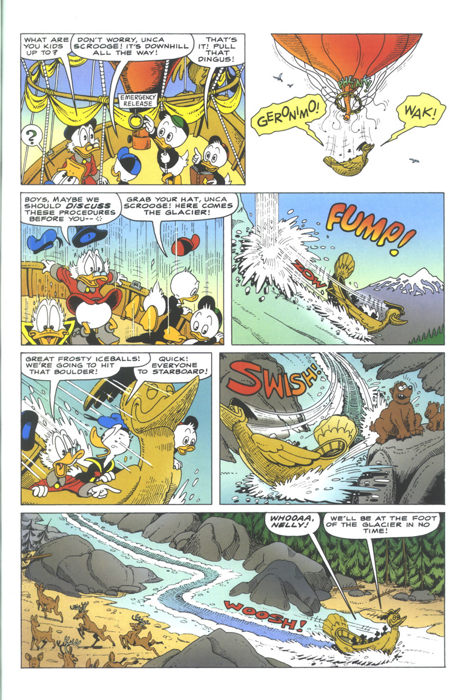 Uncle Scrooge (1953) Issue #350 #350 - English 21