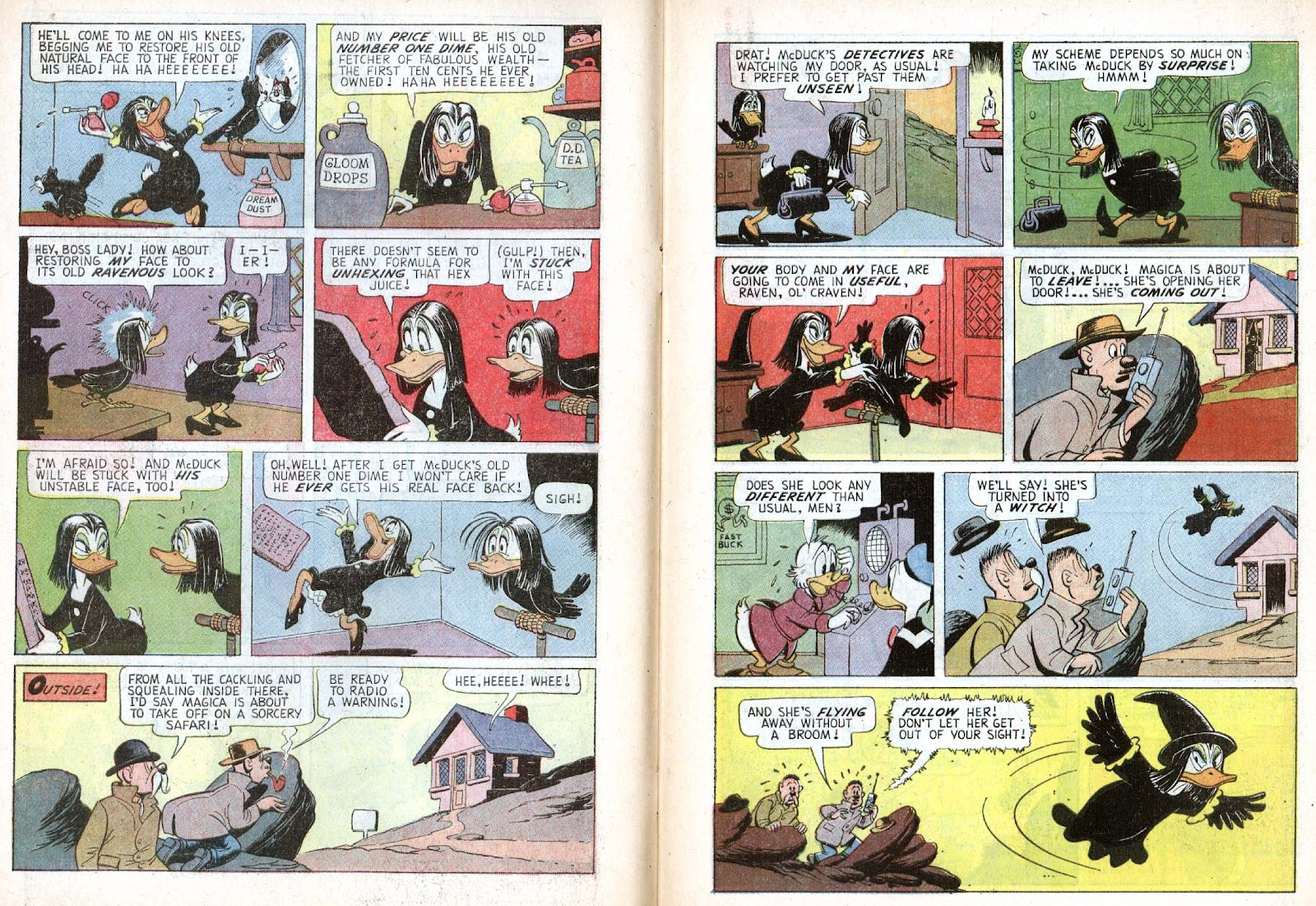 Uncle Scrooge (1953) Issue #48 #48 - English 4