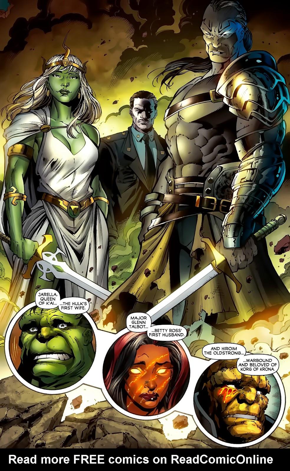Incredible Hulks (2010) Issue #619 #9 - English 16