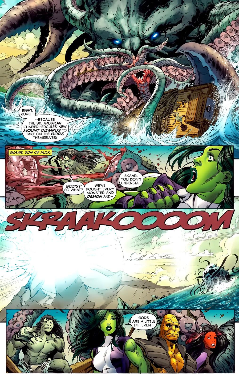 Incredible Hulks (2010) Issue #622 #12 - English 4