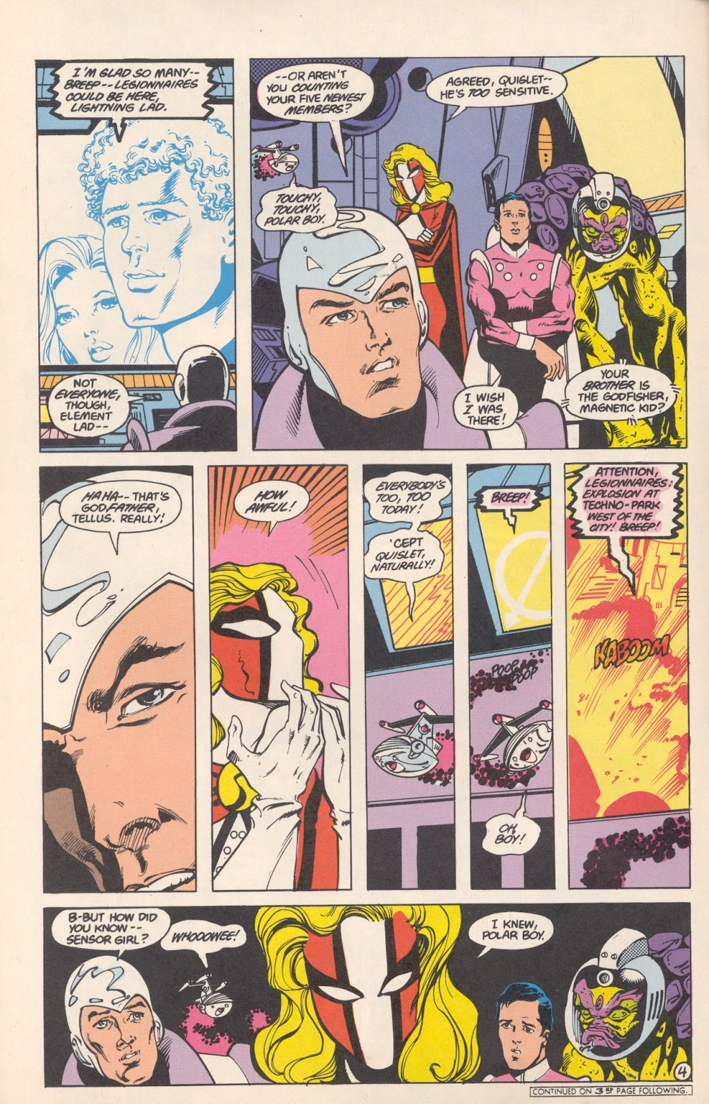 Tales of the Legion Issue #341 #28 - English 5