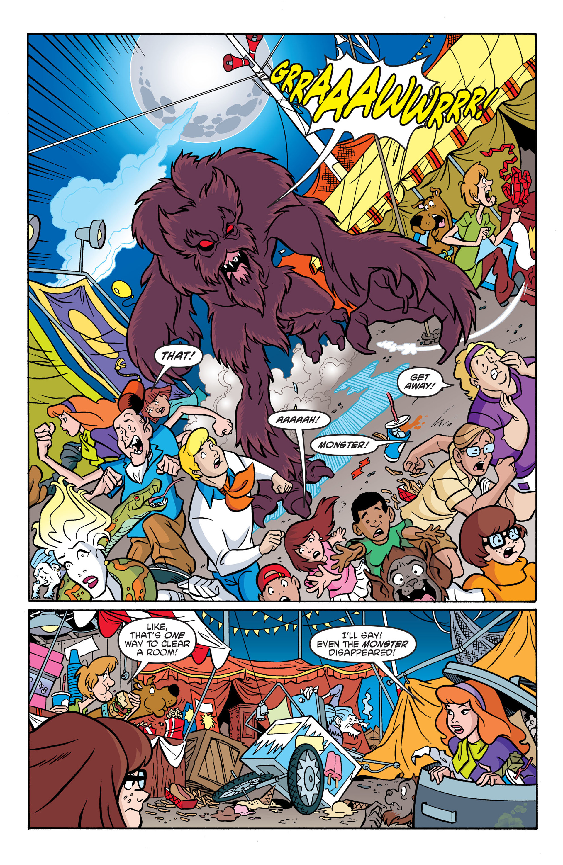 Read online Scooby-Doo: Where Are You? comic -  Issue #40 - 14
