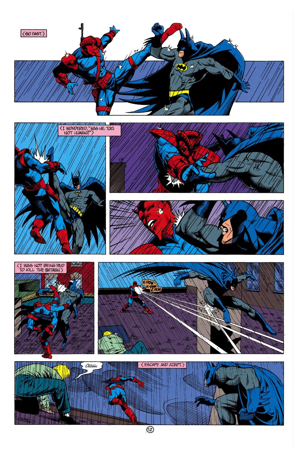 Aquaman (1991) Issue #8 #8 - English 13