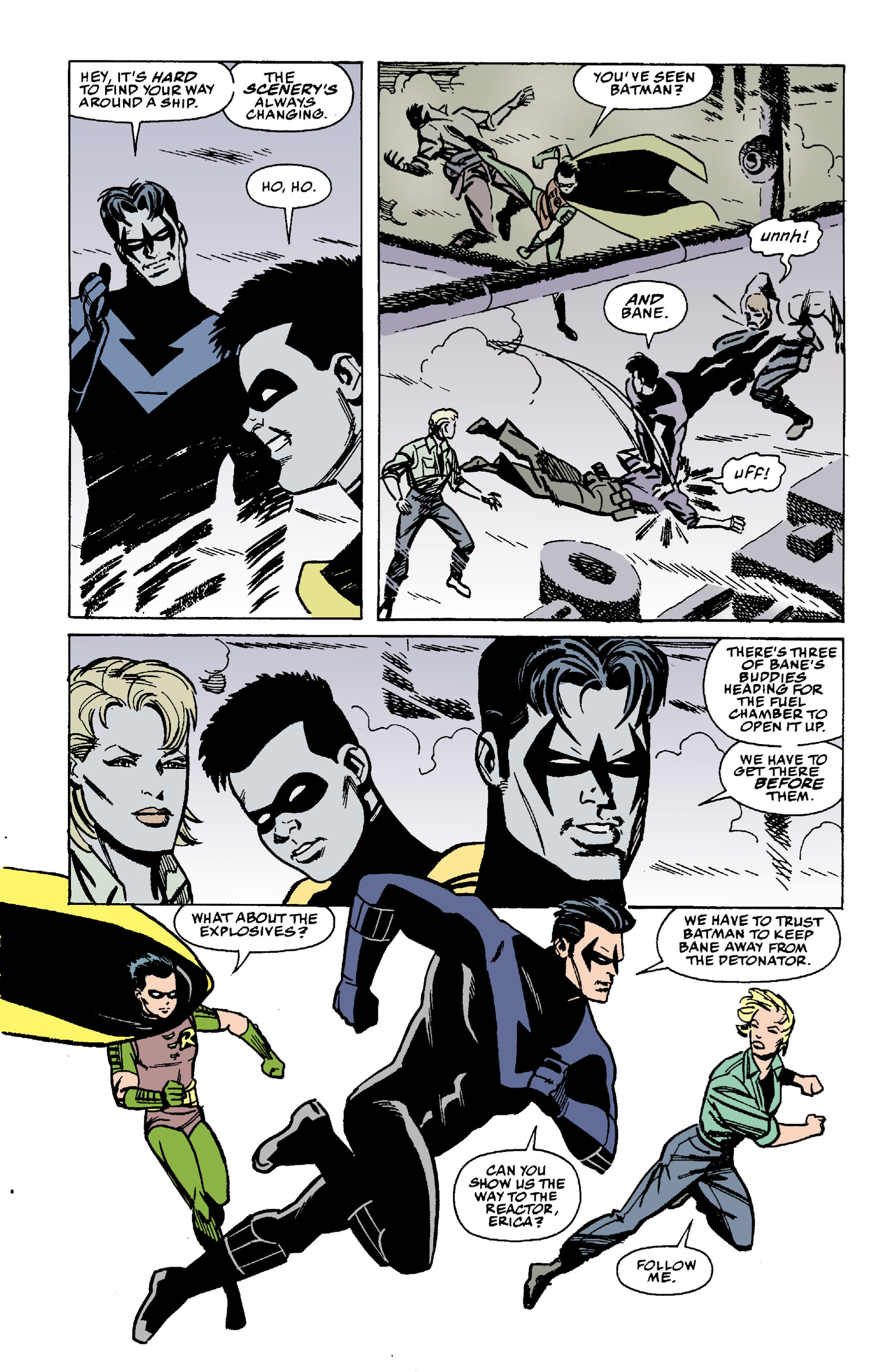 Read online Batman: Bane comic -  Issue # Full - 41