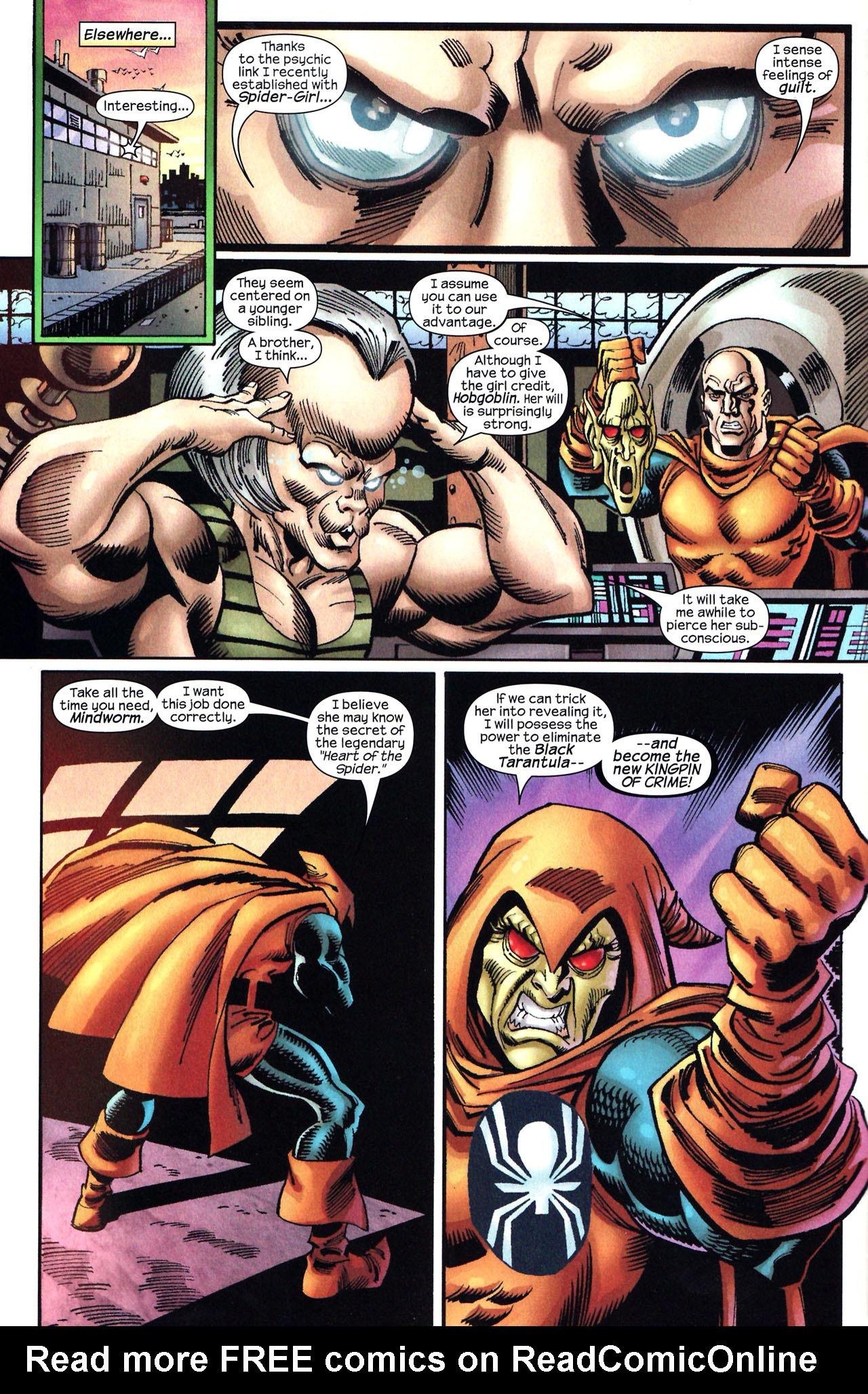 Amazing Spider-Girl #15 #16 - English 5