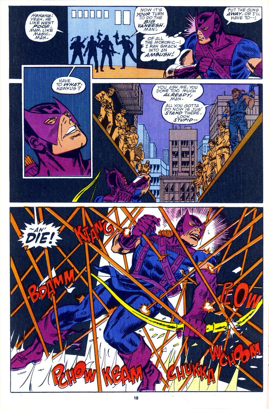 Avengers Spotlight 30 Page 1