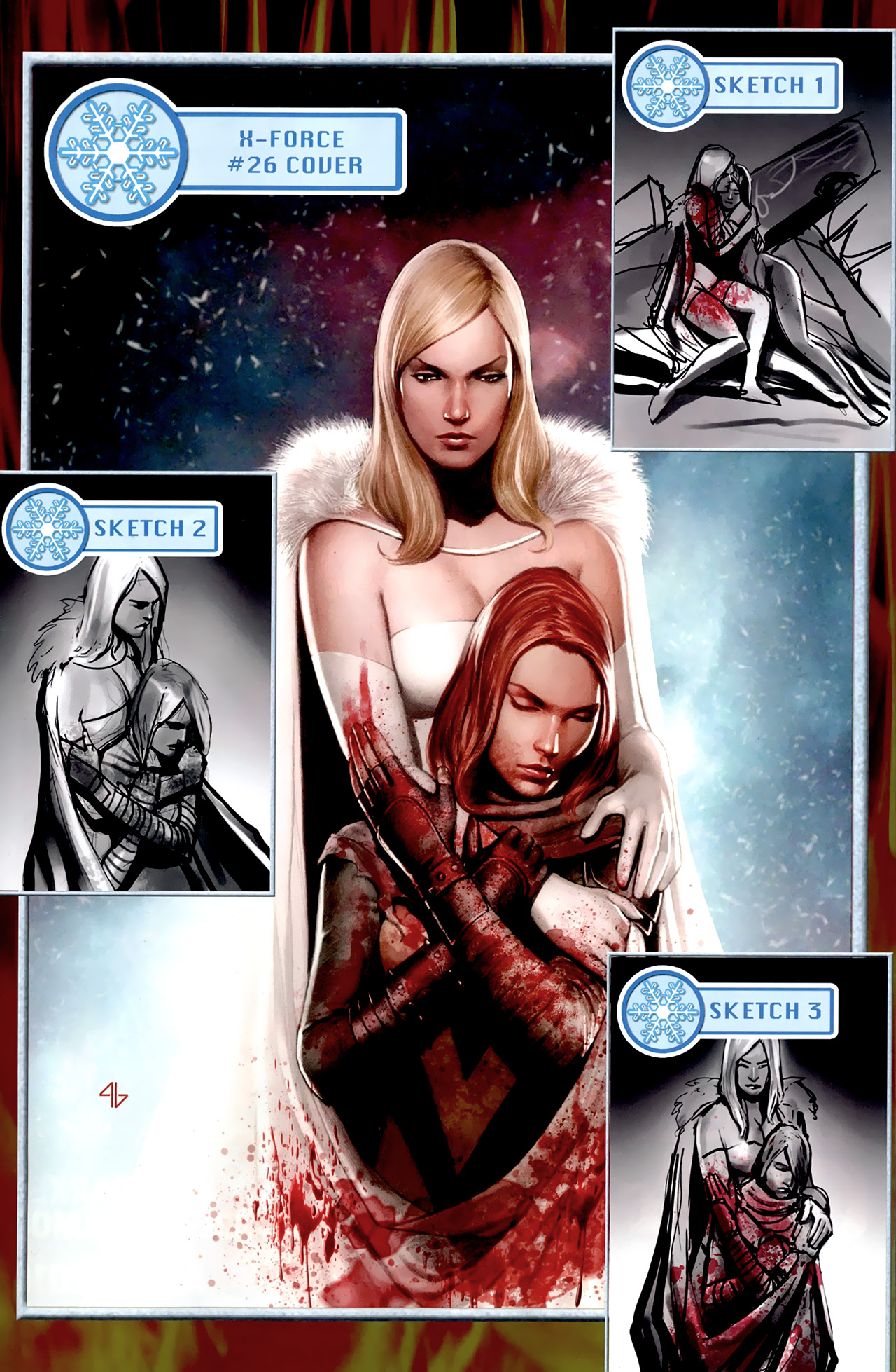 Read online Second Coming: Prepare comic -  Issue # Full - 15