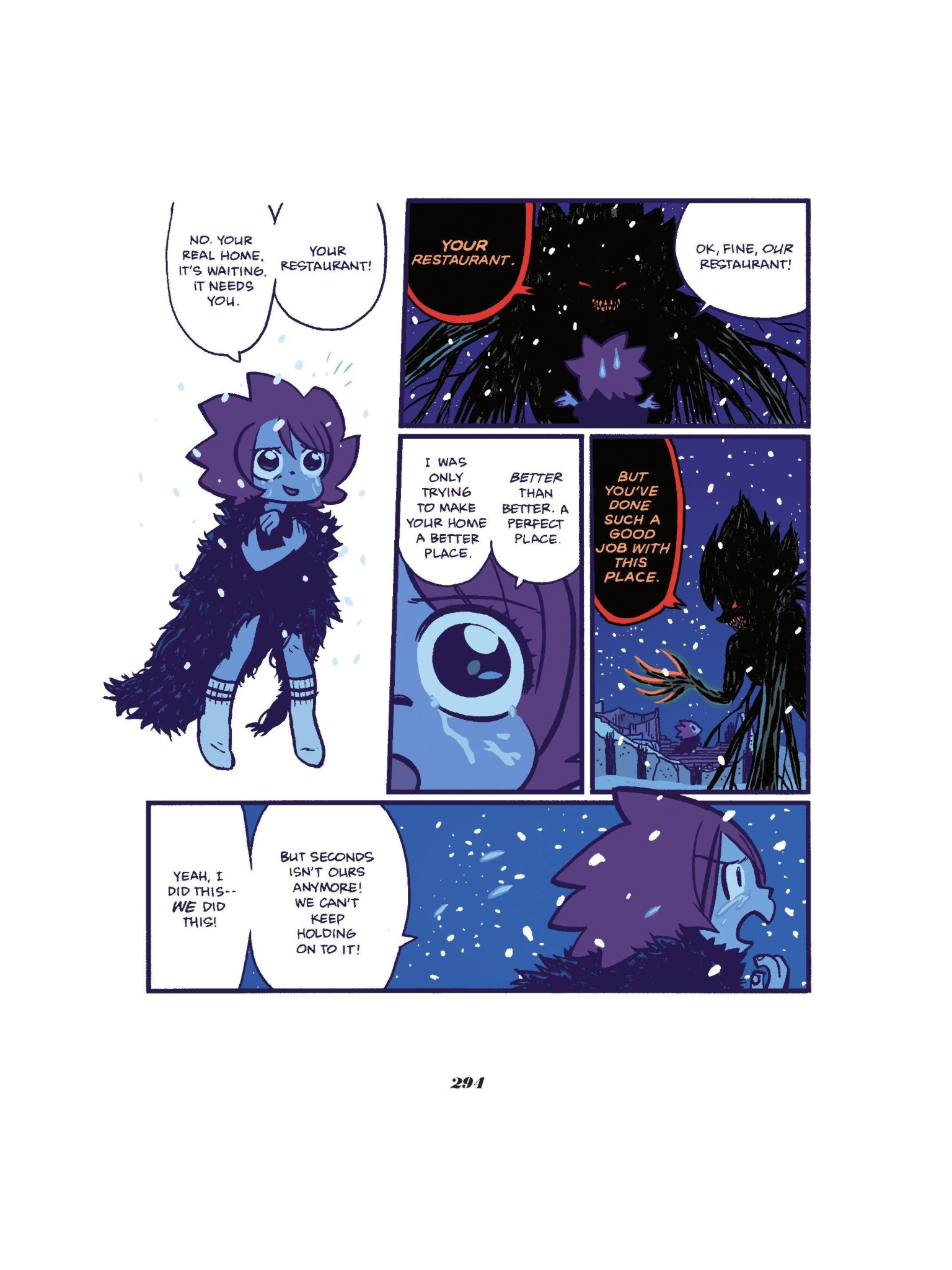 Read online Seconds comic -  Issue # Full - 294