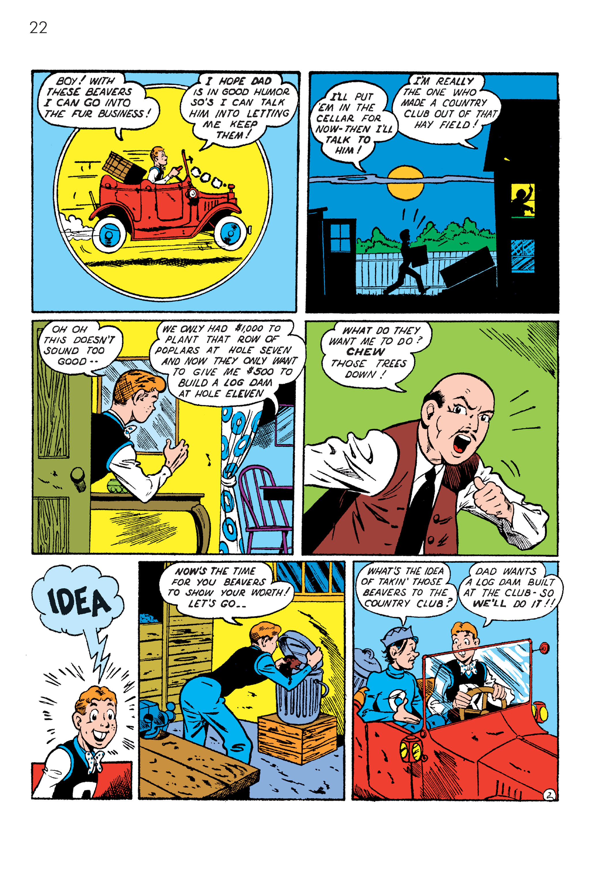 Read online The Best of Archie Comics comic -  Issue # TPB 4 (Part 1) - 23