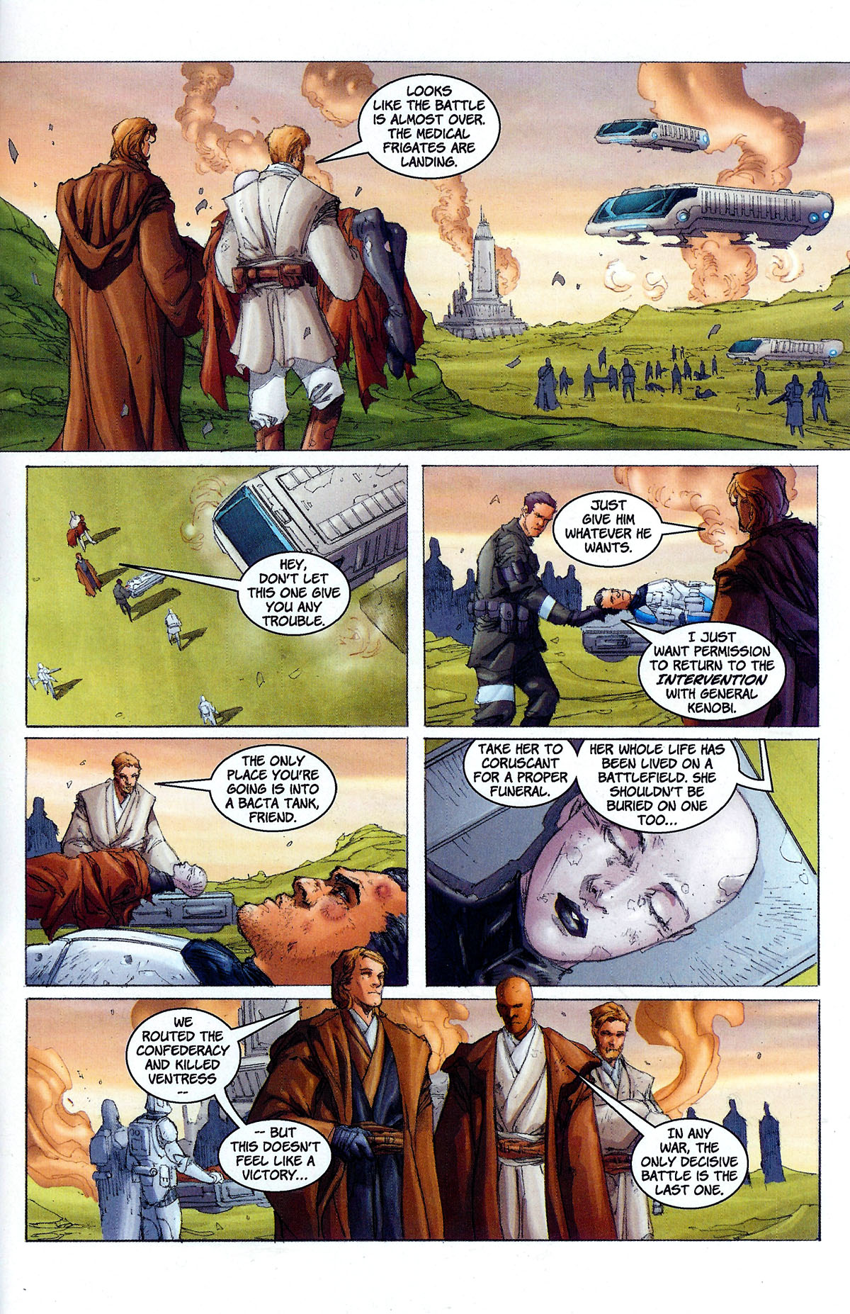 Star Wars: Obsession #5 #5 - English 23
