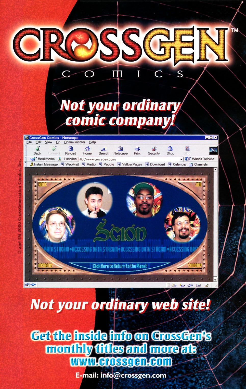 Read online Scion comic -  Issue #5 - 30