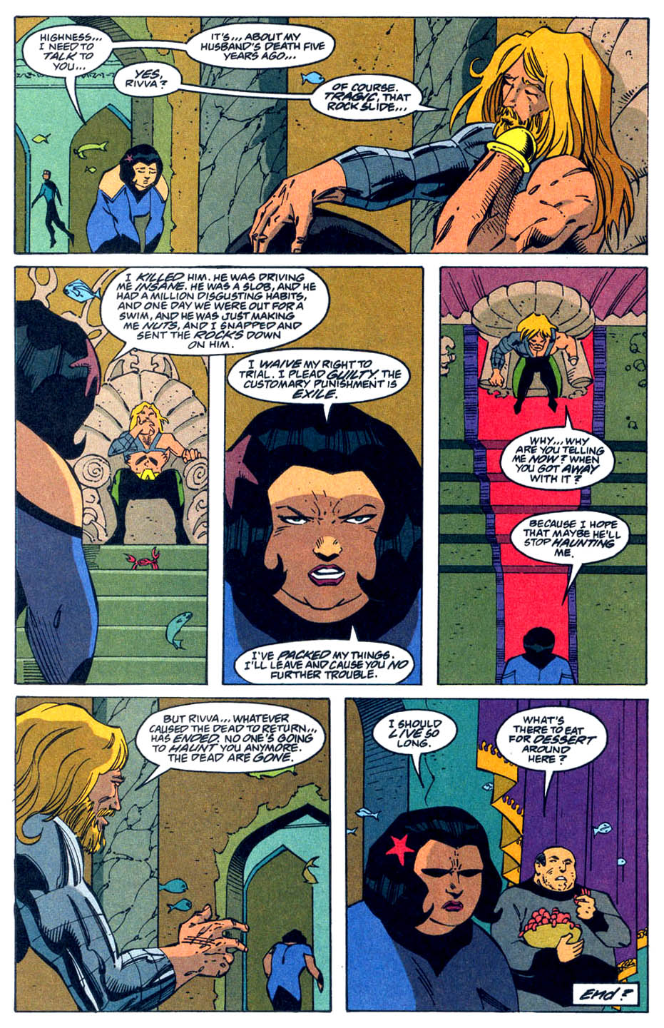 Aquaman (1994) _Annual 4 #4 - English 38