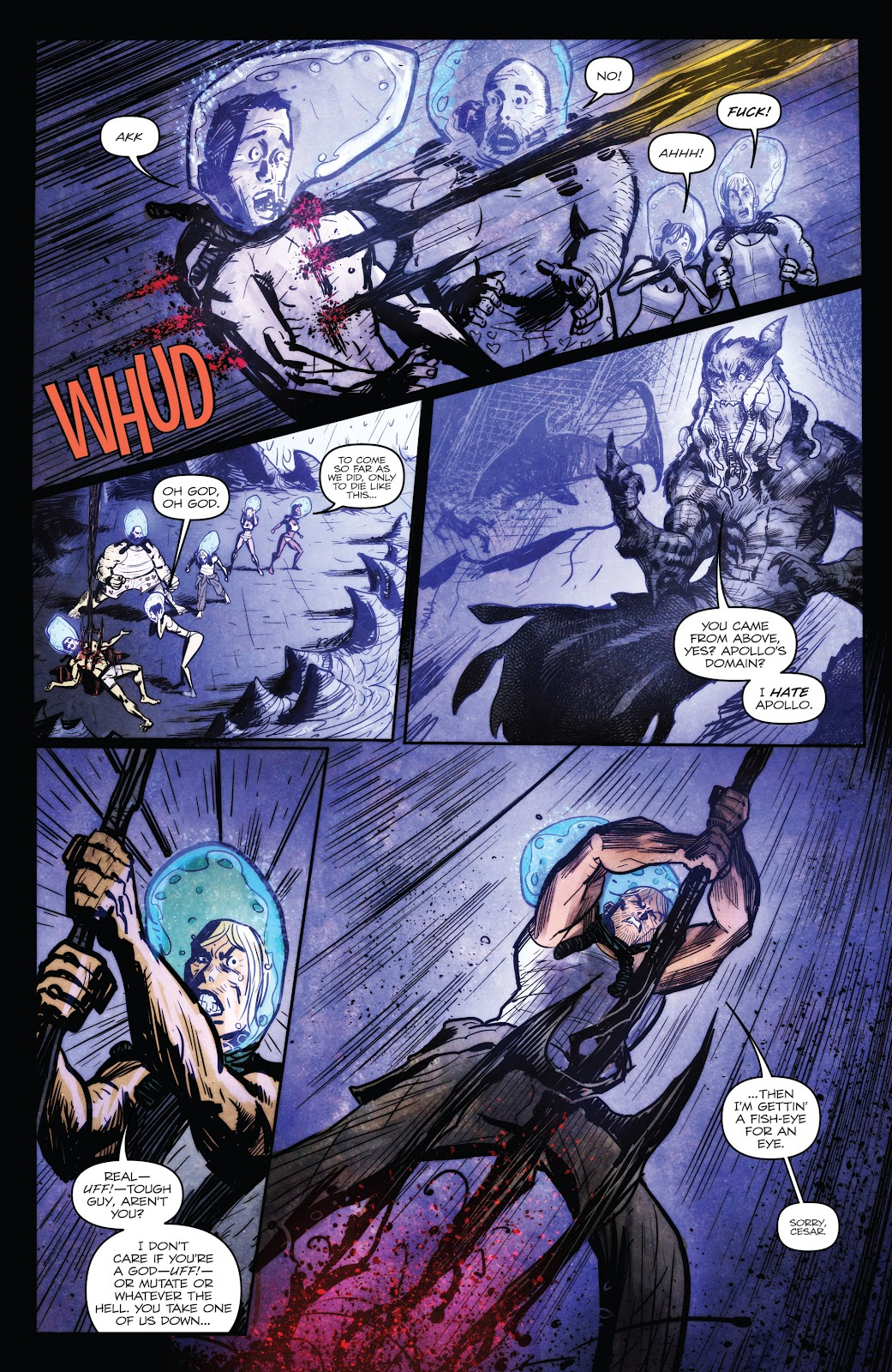 Zombies vs Robots (2015) Issue #4 Page 12