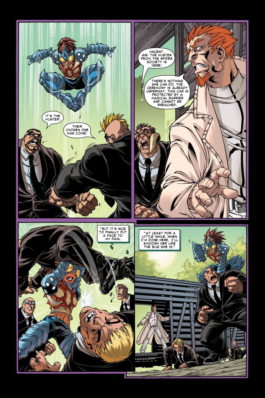 Read online Amazing Fantasy (2004) comic -  Issue #6 - 16