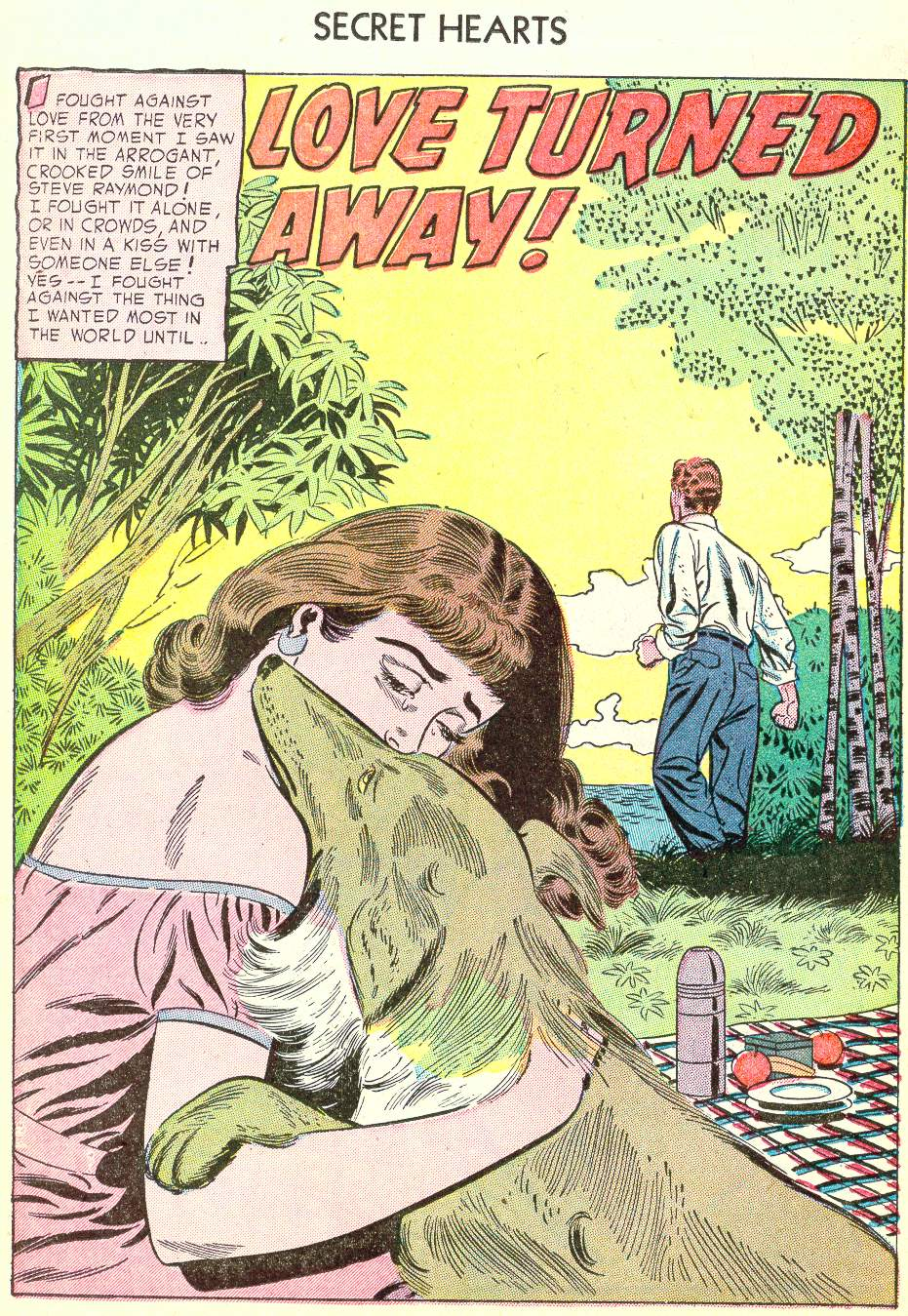Read online Secret Hearts comic -  Issue #22 - 26