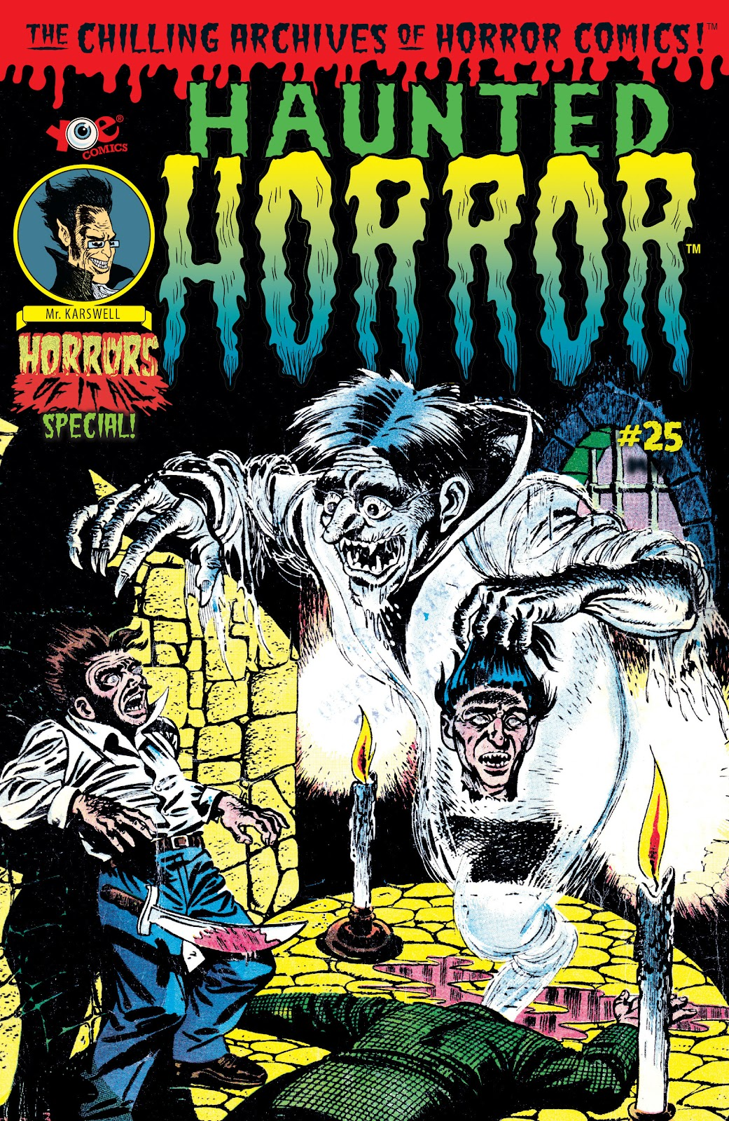 Haunted Horror Issue #25 #25 - English 1