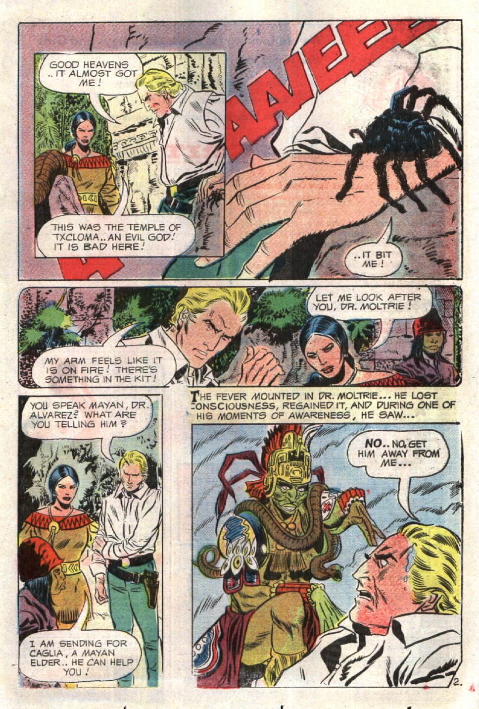 Read online Scary Tales comic -  Issue #23 - 13
