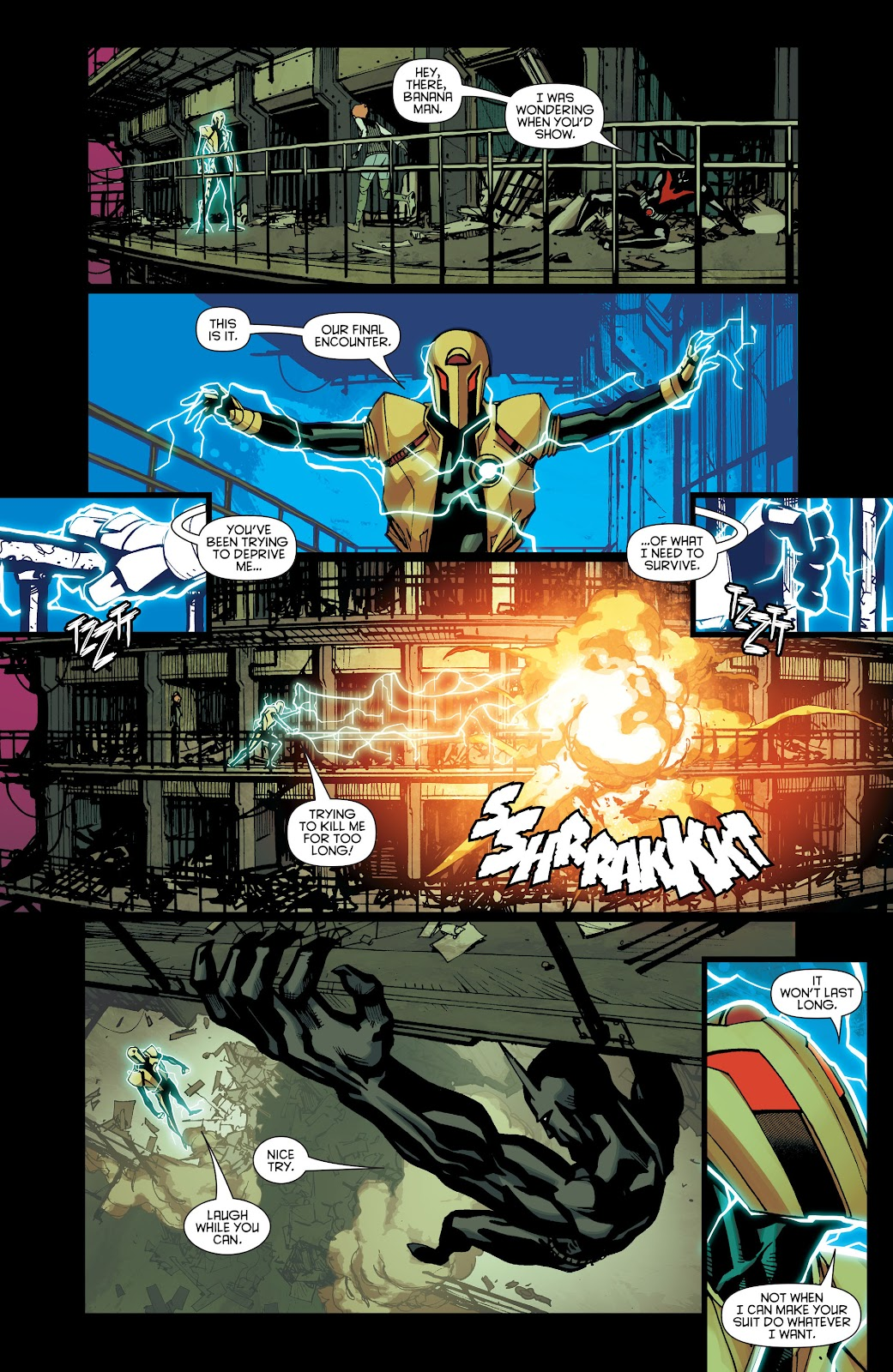 Batman Beyond (2015) Issue #15 #15 - English 14