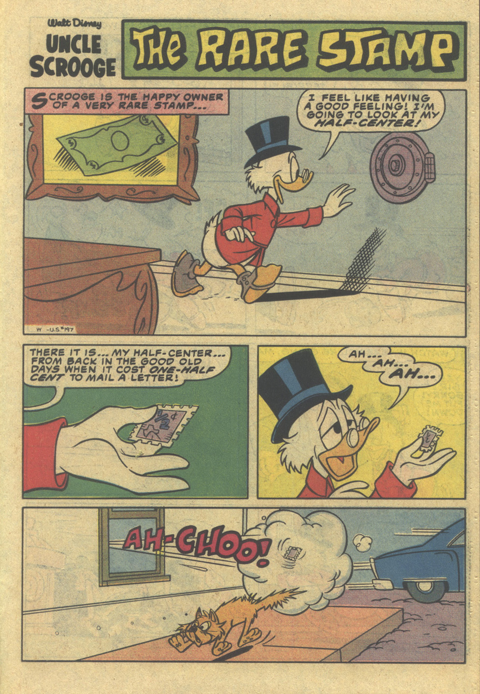 Uncle Scrooge (1953) Issue #197 #197 - English 23
