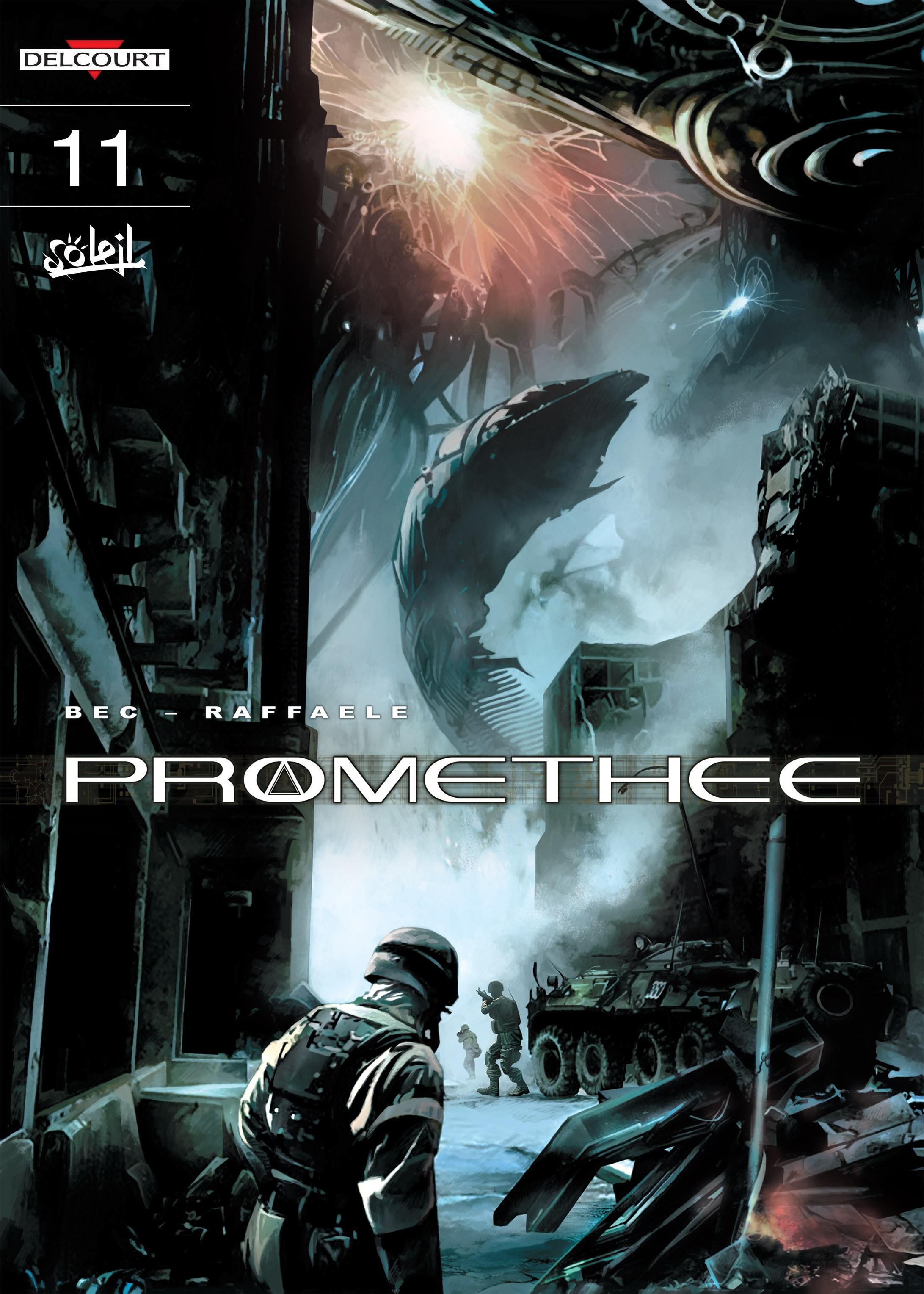 Promethee #11 #9 - English 1