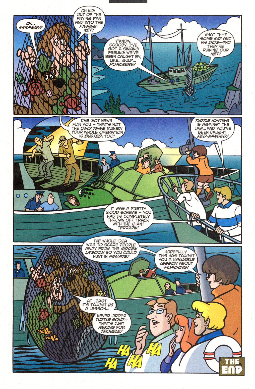 Read online Scooby-Doo (1997) comic -  Issue #97 - 21