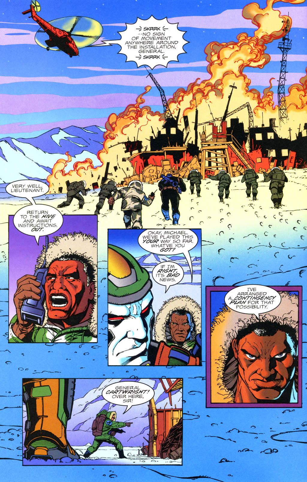 Read online Bloodshot (1993) comic -  Issue #50 - 10
