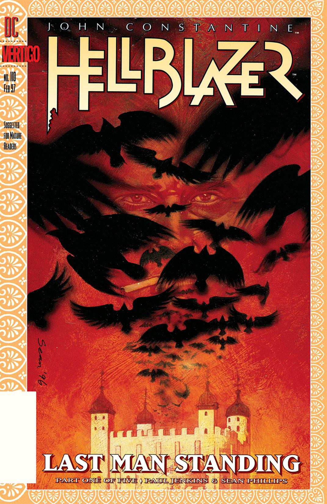 Hellblazer 110 Page 1