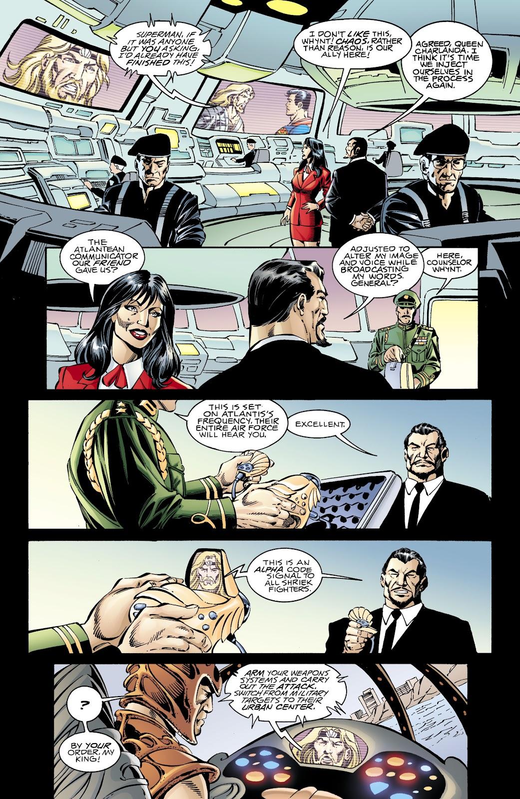 Aquaman (1994) Issue #66 #72 - English 13